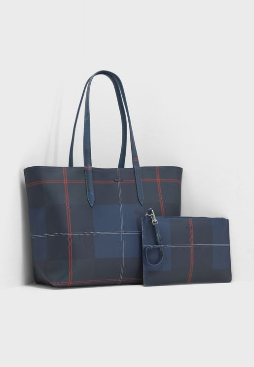 Classic Tote With Purse