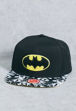 Batman Mono-Pop Snapback