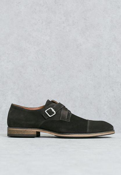 Bolton Monk Shoes