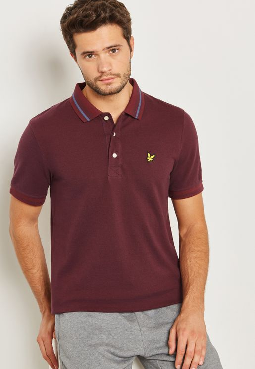 Oxford Slub Polo