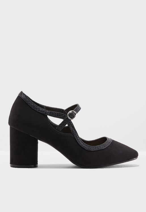 Glory Heeled Pump