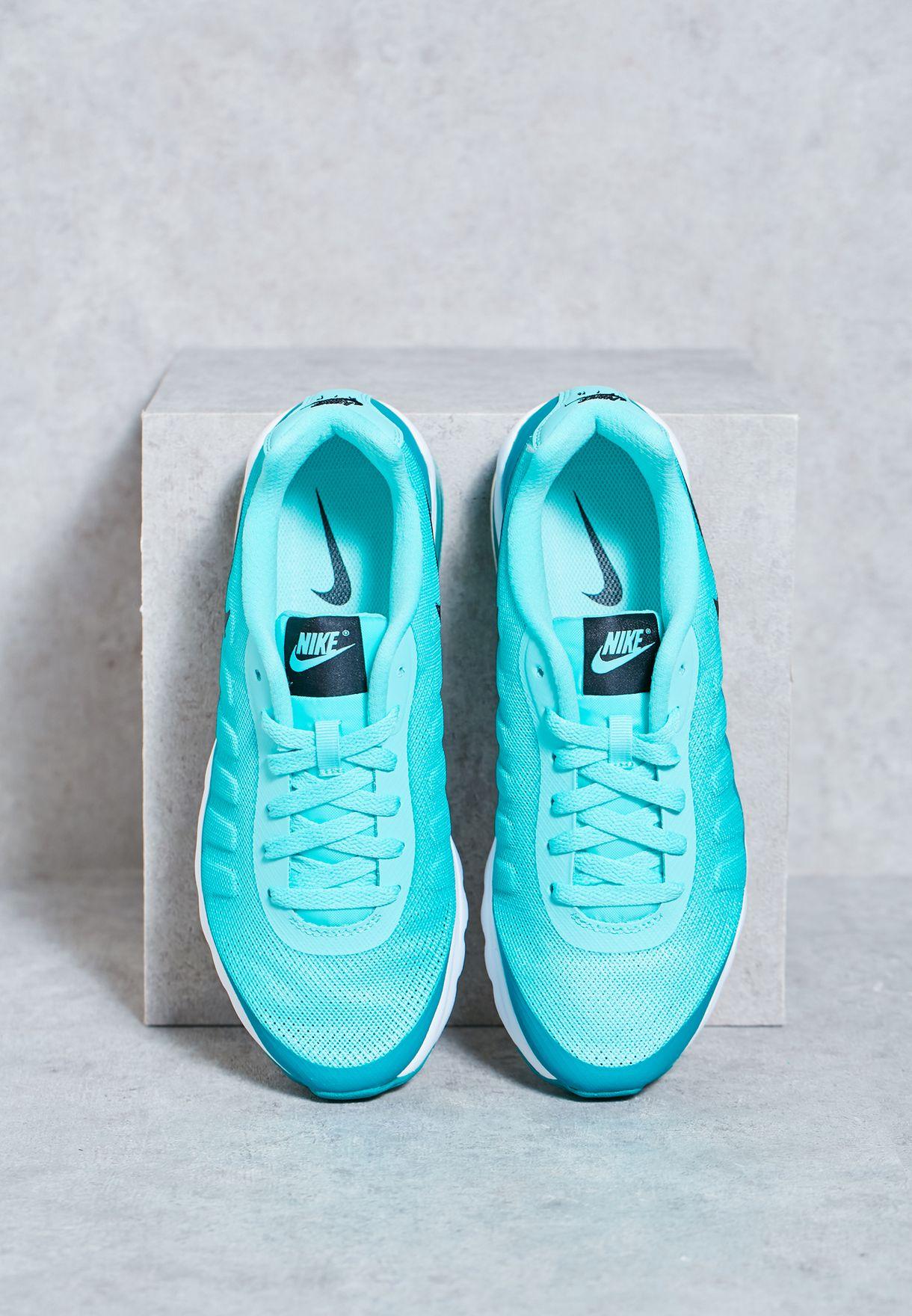 b5adcf414f9 Shop Nike green Air Max Invigor Print 749862-300 for Women in UAE ...