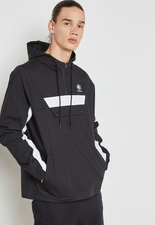 Elevated Foundation 1/2 Zip Jacket