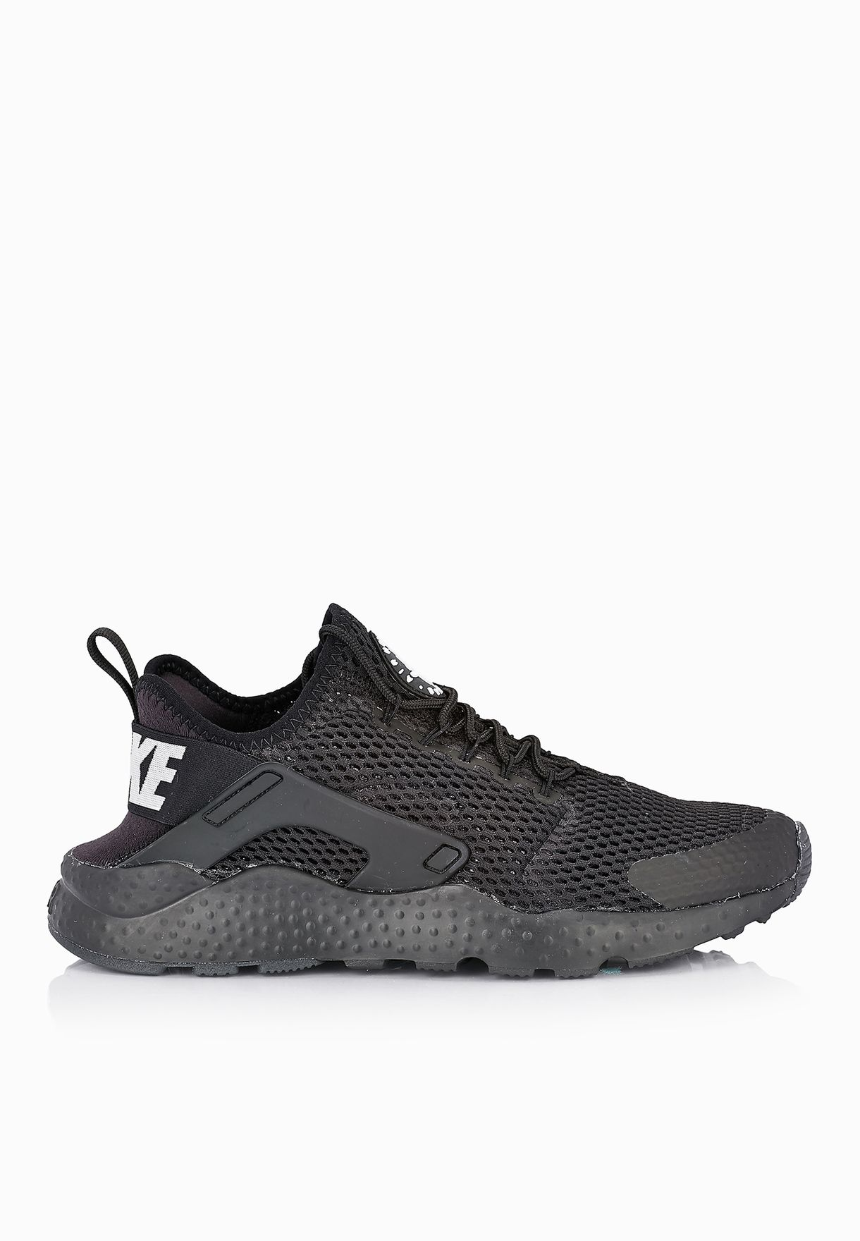 399dadeaabb1d Shop Nike black Air Huarache Run Ultra BR 833292-001 for Women in ...