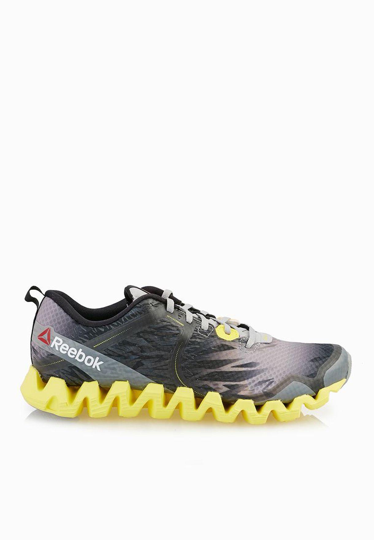 286accbf2 تسوق حذاء رياضة Zig Squared Cruz ماركة ريبوك لون رمادي V67973 في ...