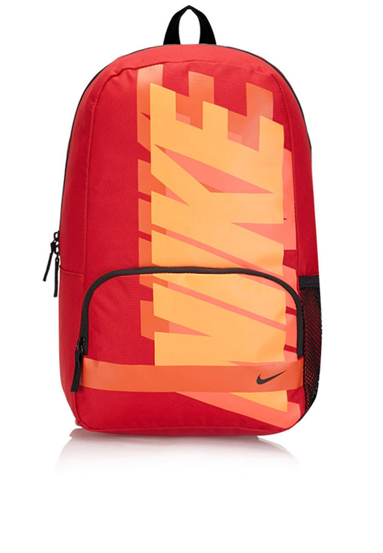 f3dba6acf5 Shop Nike red Nike Classic Turf Backpack BA4865-605 for Kids in Qatar -  NI727AC33JDY