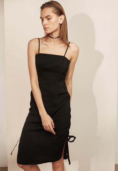 Ruched Camisole Dress