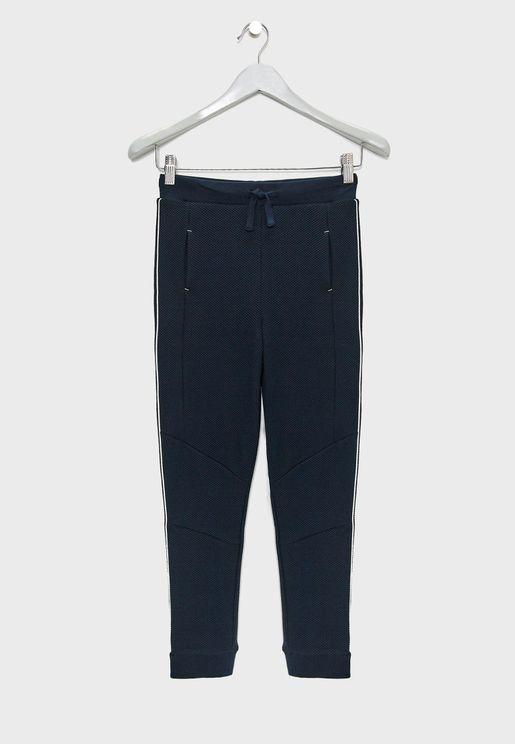 Teen Side Striped Sweatpants