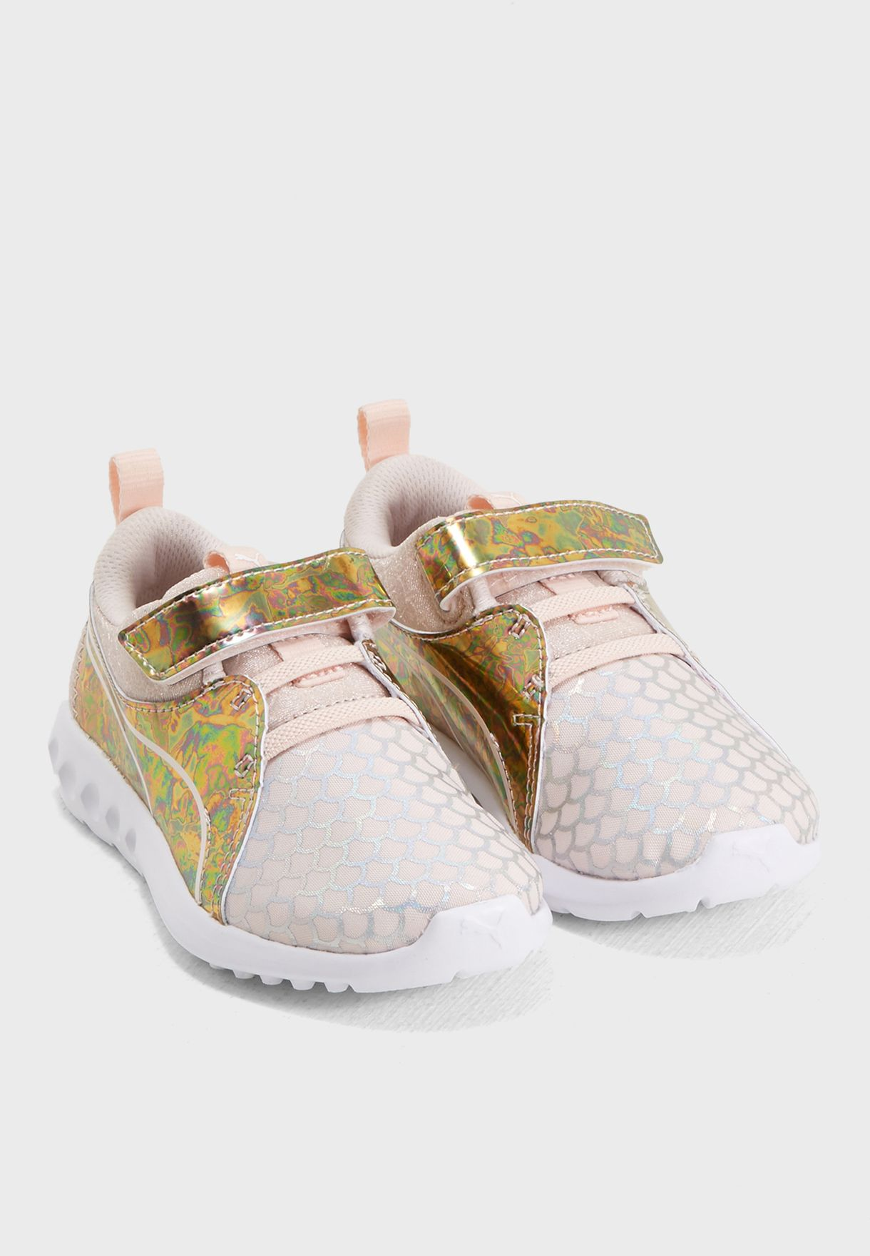 Shop PUMA multicolor Carson 2 Mermaid V Kids 19066901 for Kids in Bahrain -  PU020SH33DBQ 27c577083