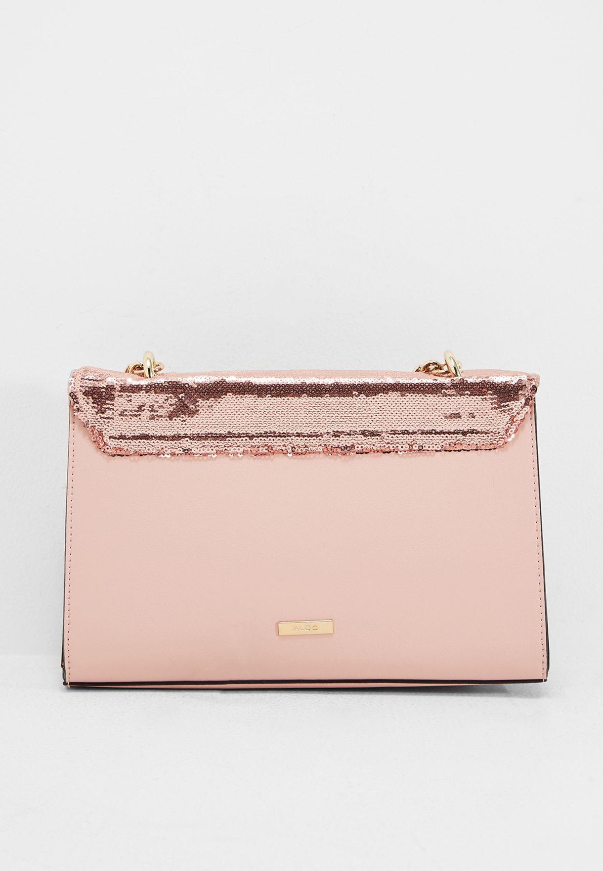 61c3896c9ca Shop Aldo pink Derosia Crossbody DEROSIA55 for Women in UAE ...