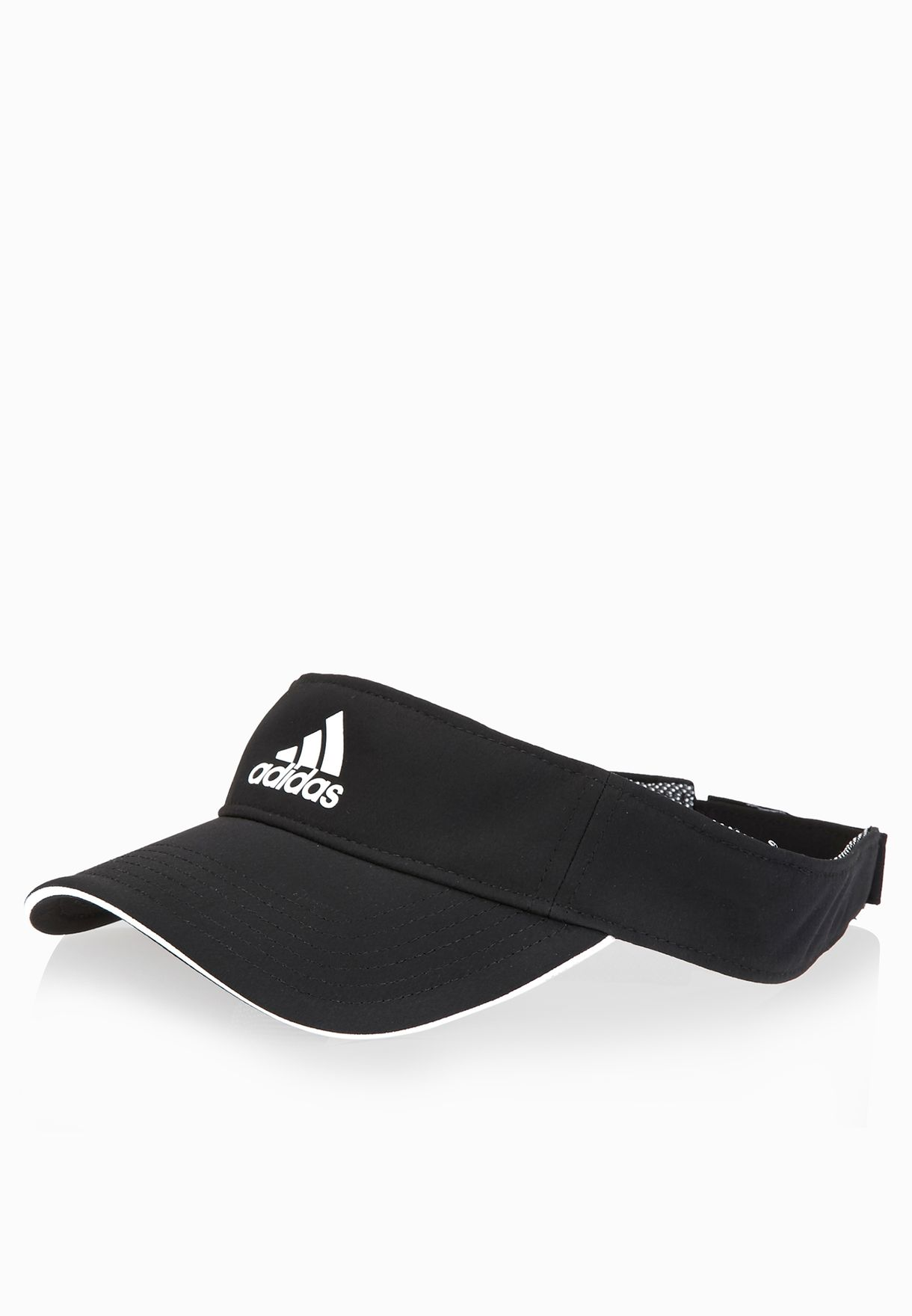 6ff653b7 Shop adidas black Climalite Visor AJ9306 for Women in Oman ...