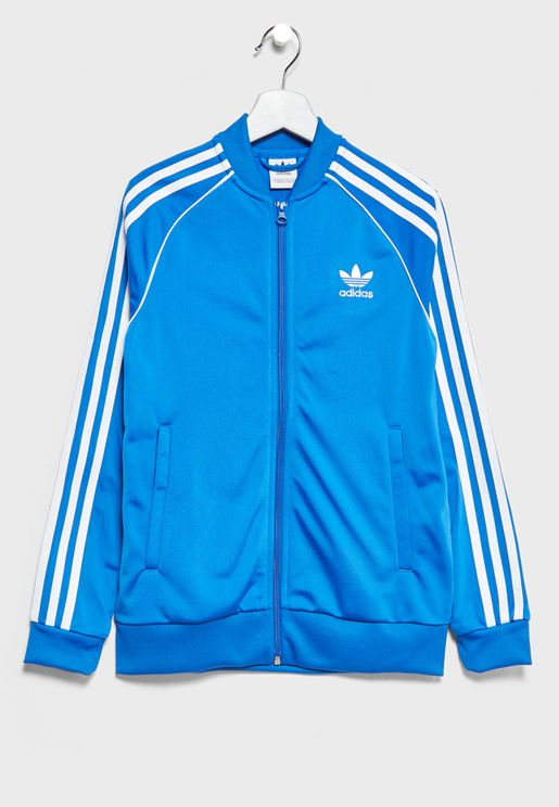 Youth adicolor Superstar Track Jacket
