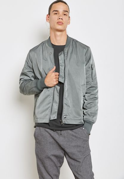 Beat Bomber Jacket