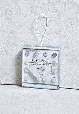 Push Pin Set