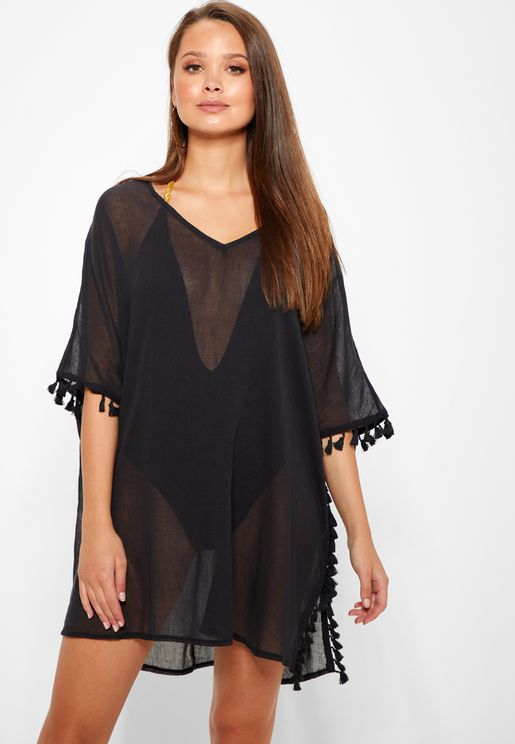Fringe Detail Cover Up