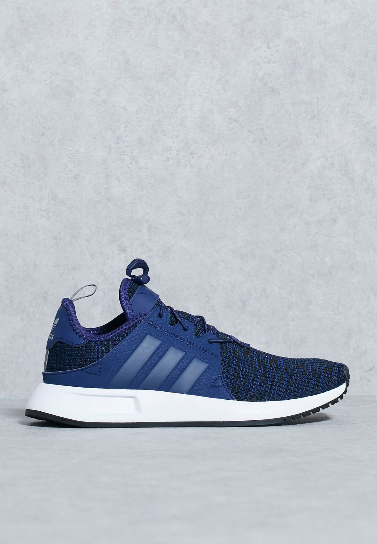 e12d55f57f0 Shop adidas Originals navy X PLR Youth BY9876 for Kids in Saudi ...