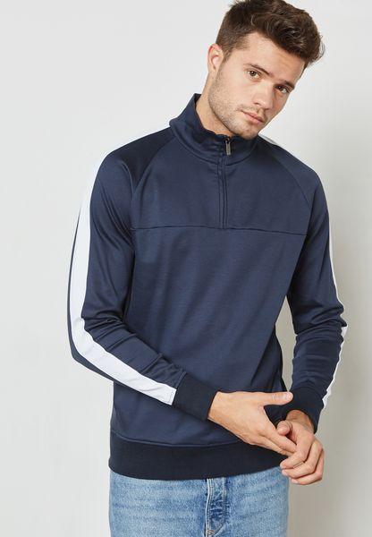 Kanat Zipped Sweatshirt