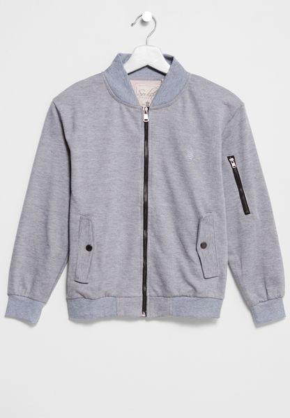 Tween Zip Through Jacket