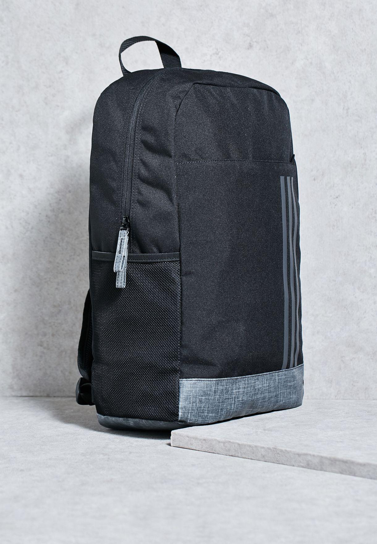 negozio medio classico zaino s99847 adidas nero - 3 per gli uomini in eau