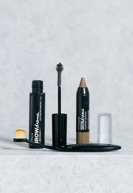 Brow Kit + Free Brush