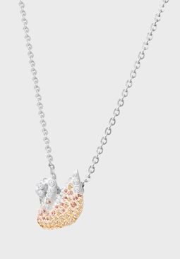 Small Iconic Swan Necklace