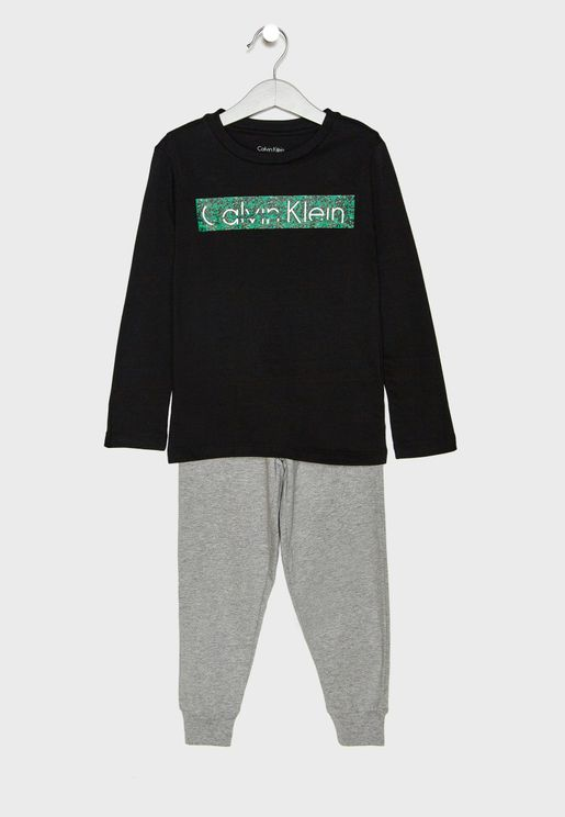 Teen Logo Pyjama Set