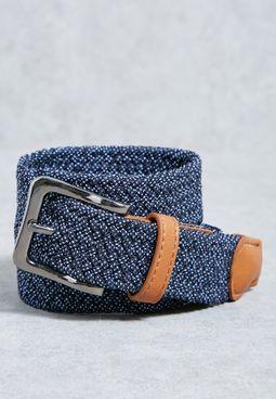 Tipped Stretch Belt