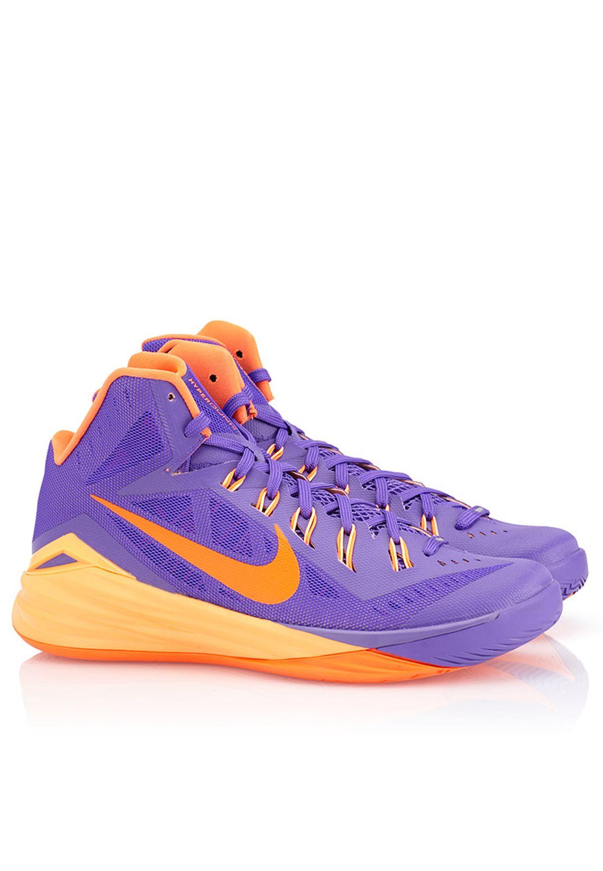 8bc4793b640 Shop Nike multicolor Hyperdunk 2014 653640-588 for Men in UAE ...