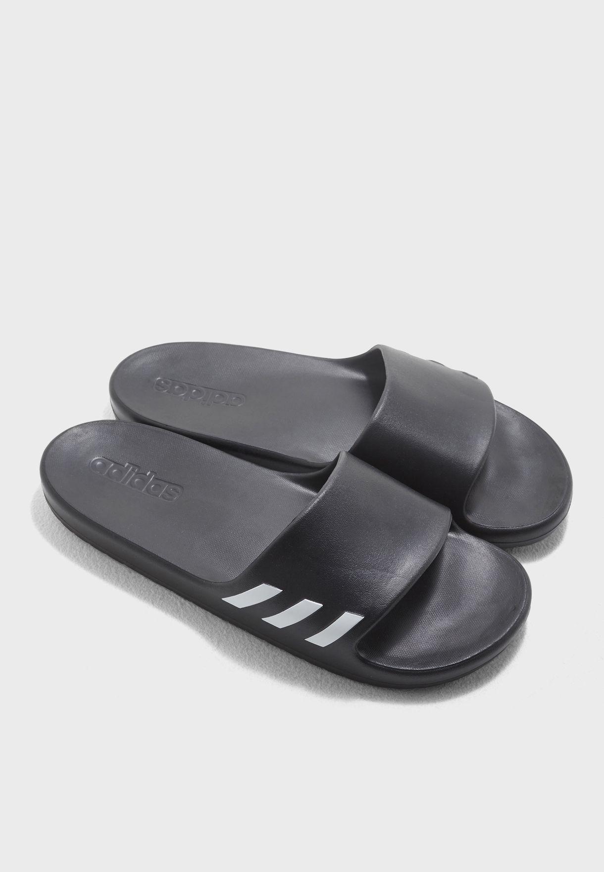 8593705ccf1e6 Shop adidas black Aqualette BA8762 for Women in Saudi - AD476SH33BBU