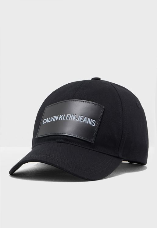 Patch Curved Cap