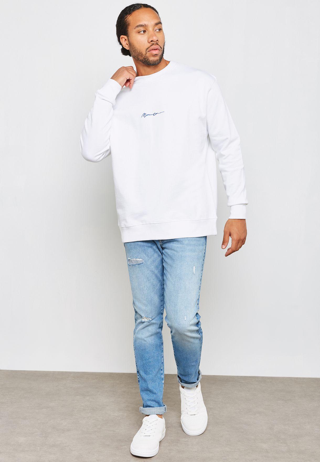 Essential Signature Sweatshirt