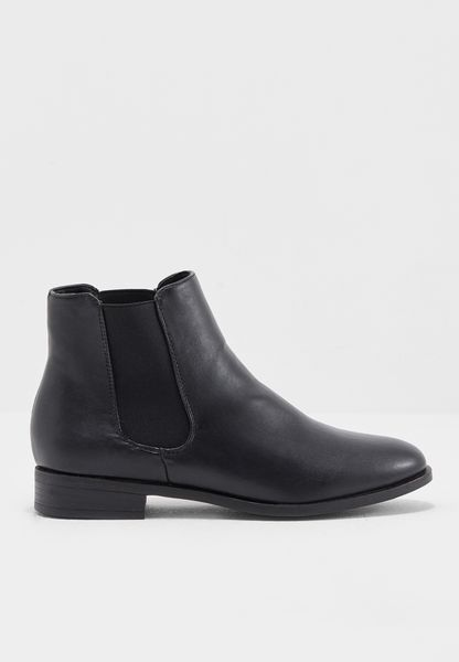 Clasic Ankle Boot