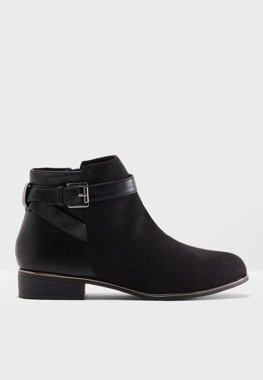 Mayan Ankle Boot
