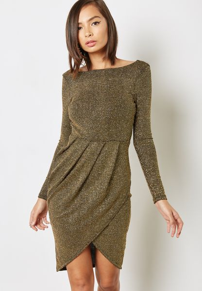 Shiny Metal Dress