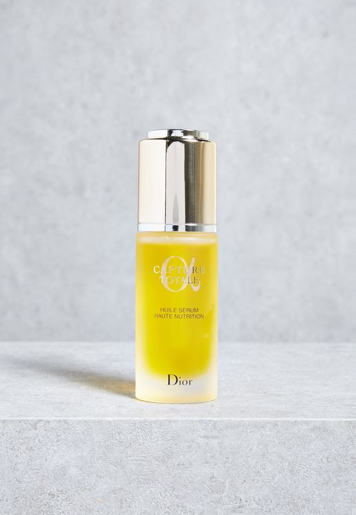 Capture Totale Haute Nutrition Nurturing Oil-Serum