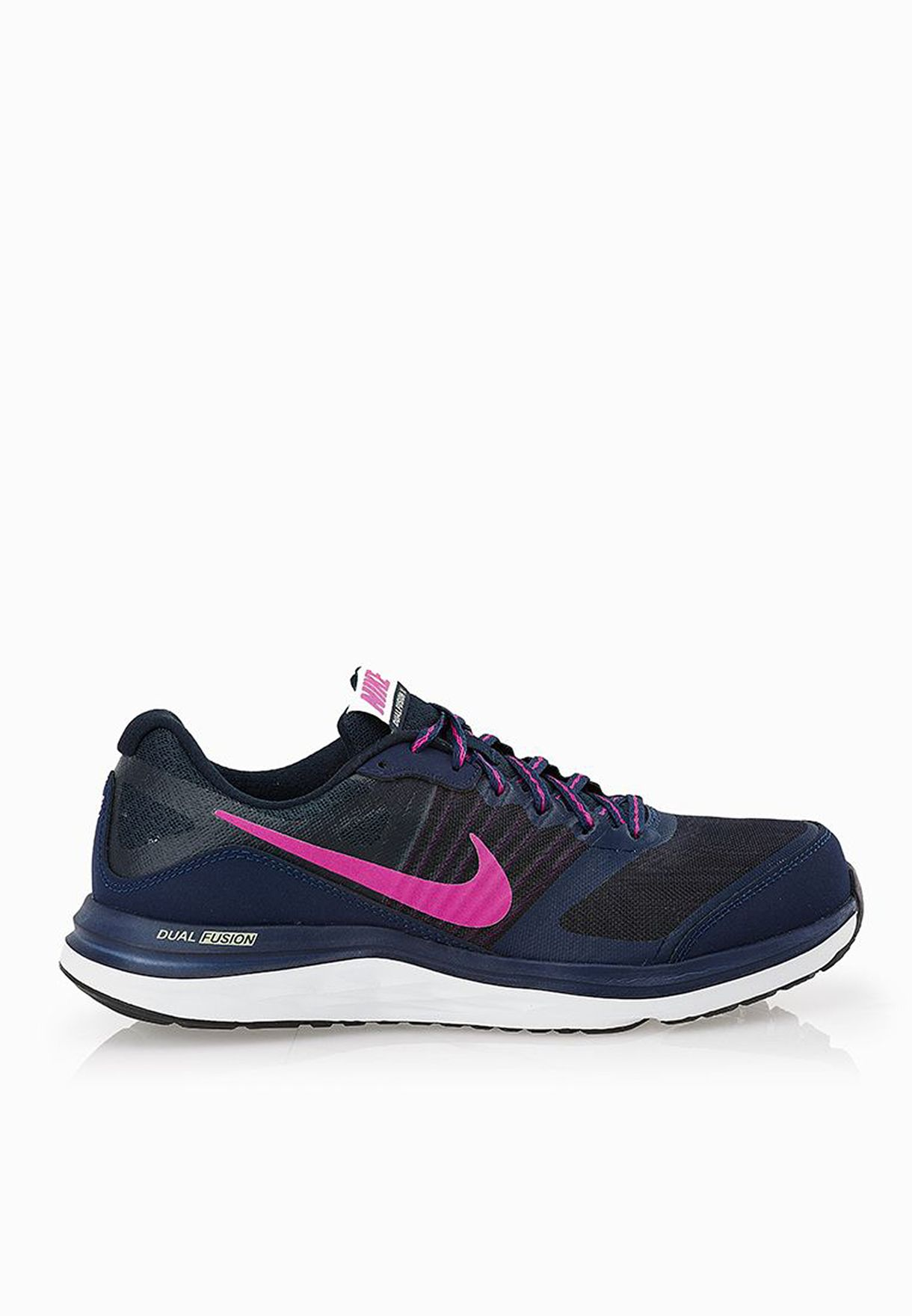 94b6fdefc4e Shop Nike blue Dual Fusion X 709501-402 for Women in UAE - NI727SH33CWK