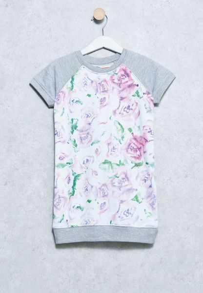 Kids French Terry T-Shirt