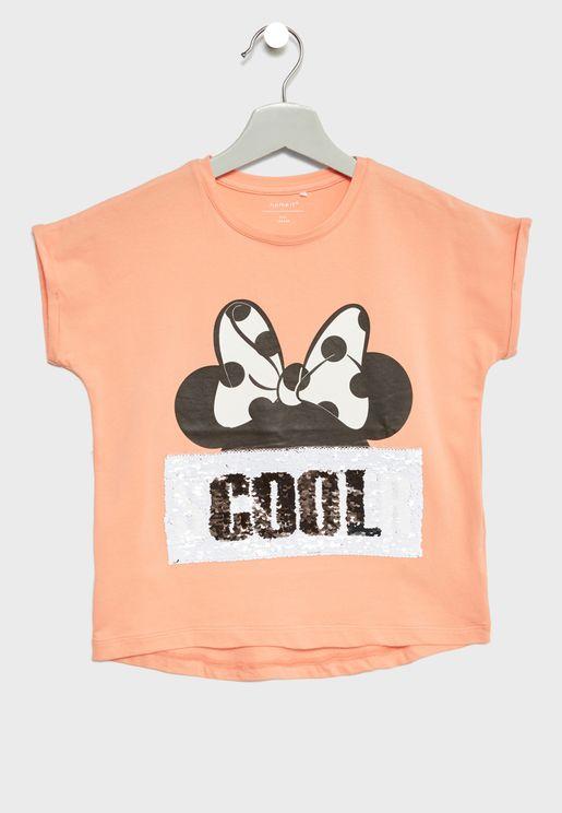Teen Minnie T-Shirt