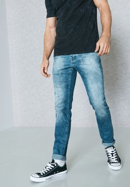 Moriarty Slim Fit Jeans