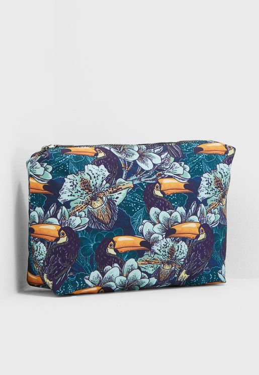 Toucan Wash Bag