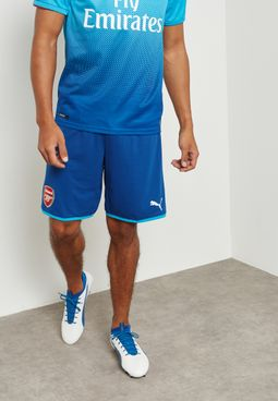 Arsenal 17/18 Away Shorts