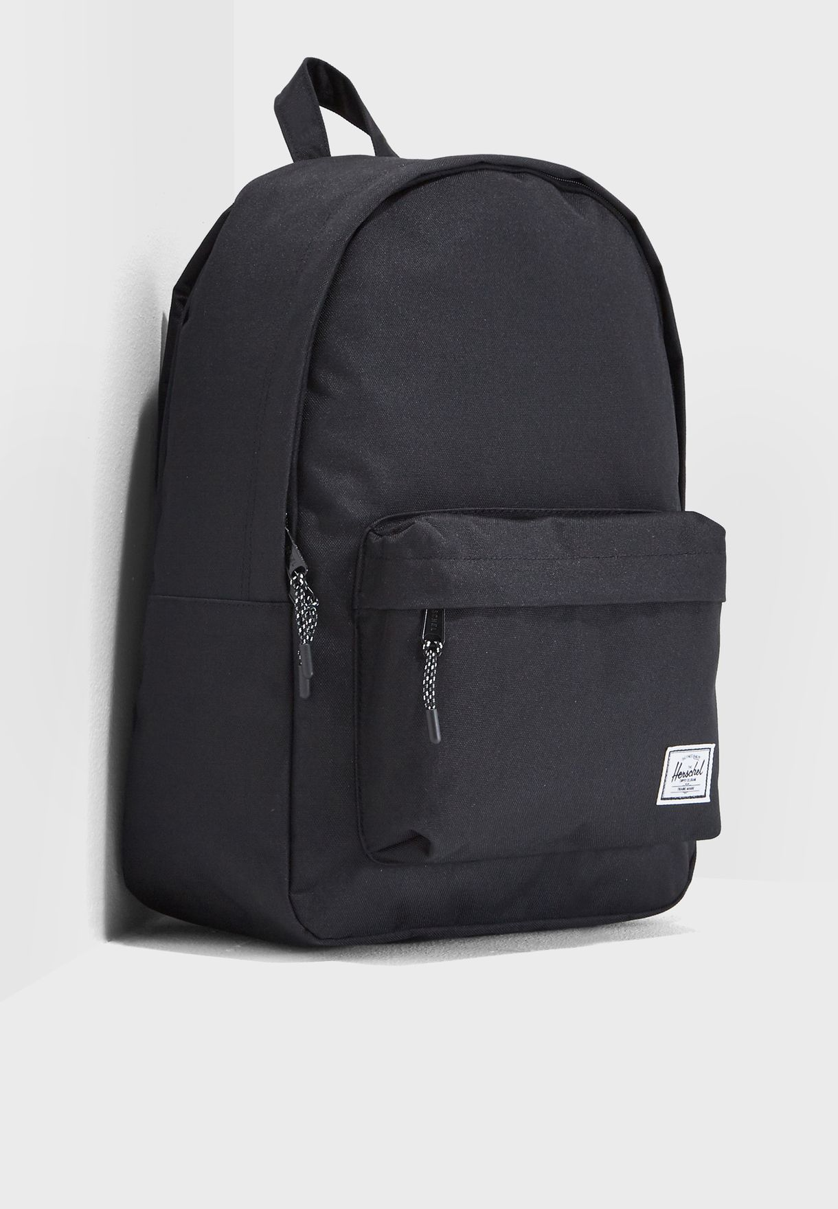ac894267f852 Shop Herschel black Classic Backpack 10500-00001-OS for Women in UAE ...