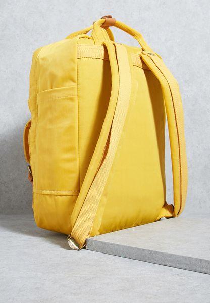 Shop Doughnut Yellow Macaroon Backpack D010 For Women In