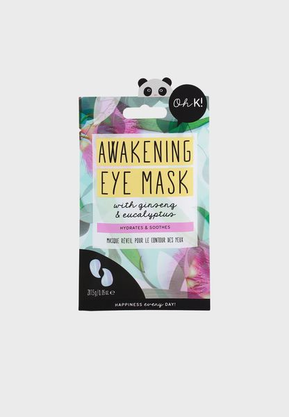 Under Eye Patches - Red Ginseng & Eucalyptus