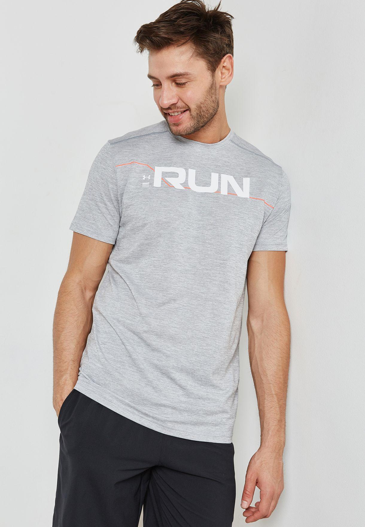 63d19092 Run Front Graphic T-Shirt