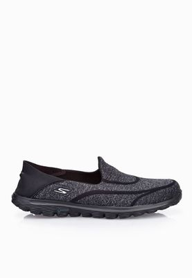 Skechers Go Walk 2 Defy Comfort Shoes