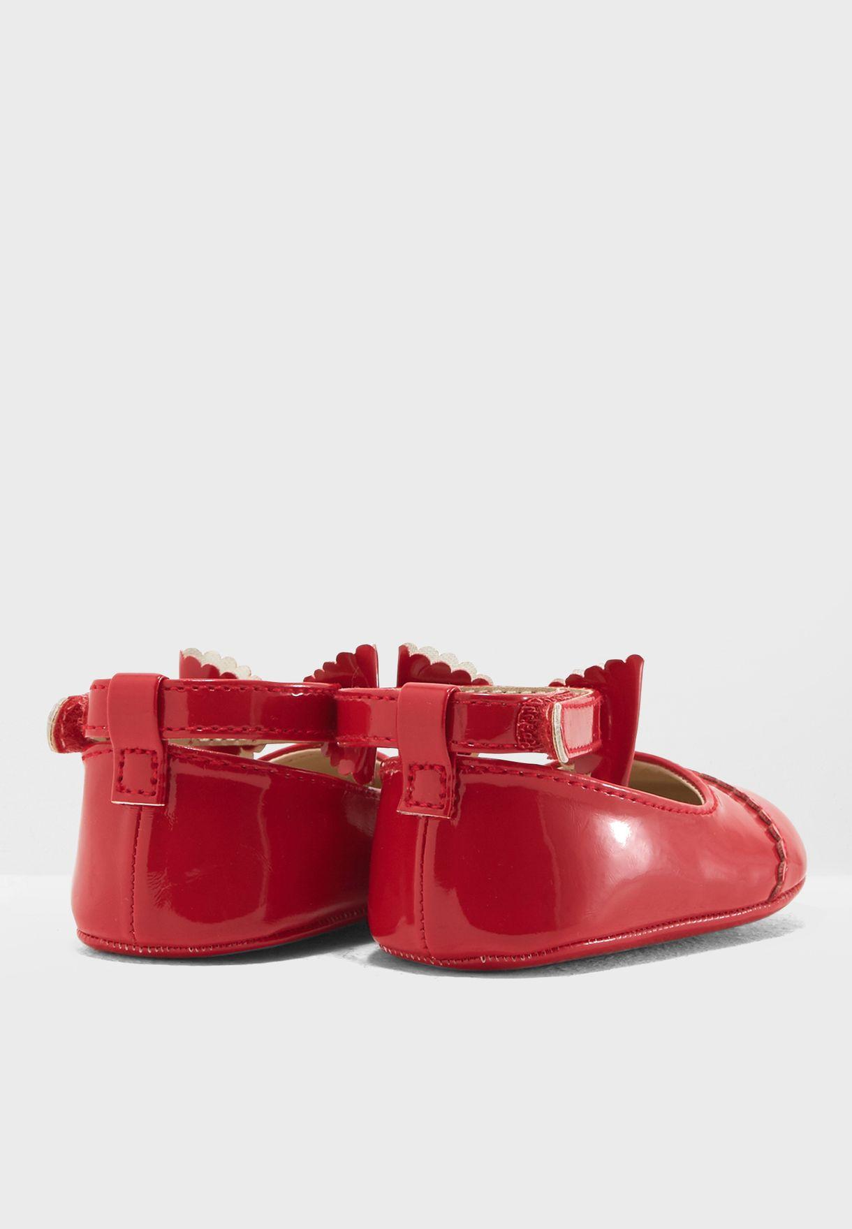 Little Bow Crib Shoe