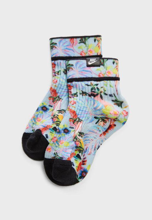 Ultra Femme Ankle Socks