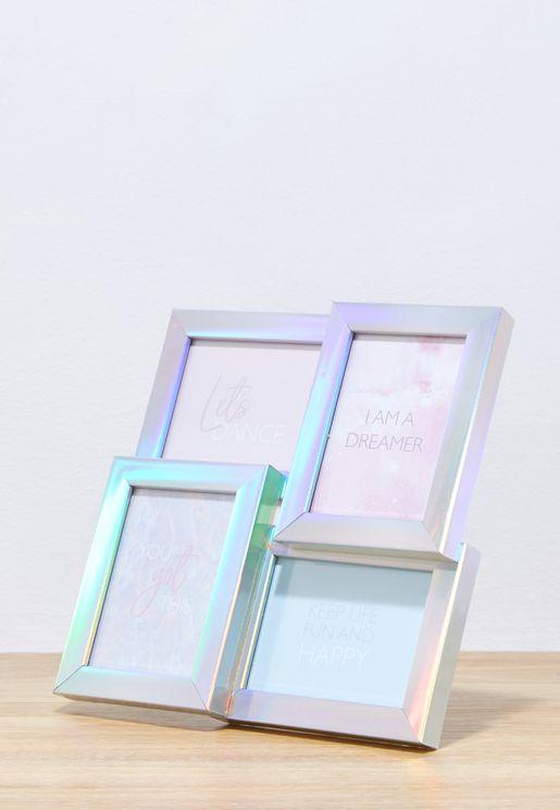 Iridescent Multi Frame