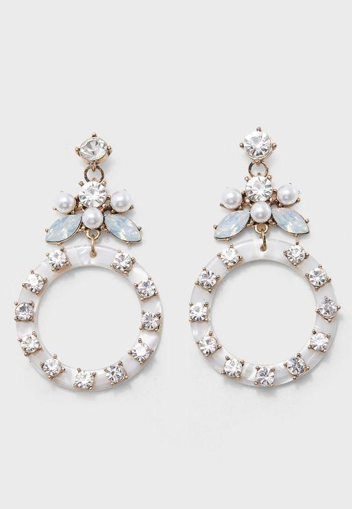 Soja Drop Earrings